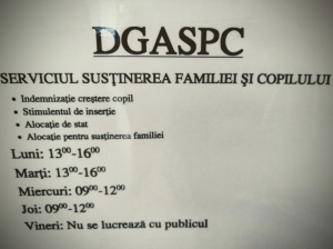 Dosarul de indemnizație pentru creșterea copilului sector 5