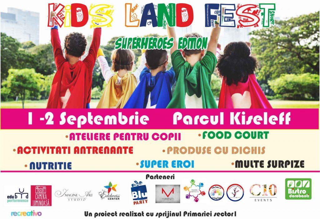 Kids Land Fest 2018