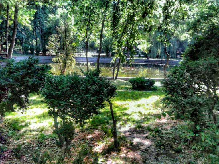 Parcul Cișmigiu 2013